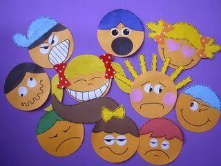 Aprender Brincando: Sentimentos na Educação Infantil