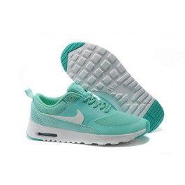Nike Air Max Thea Schwarz Lila