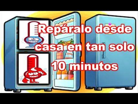 Refrigerador No Enfria Abajo Paso A Paso Como Saber Lo Que Tiene Bimetal Venti Refrigerador Como Hacer Detergente Liquido Refrigeracion Y Aire Acondicionado
