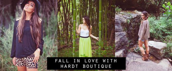 Hardt Boutique   Mooresville, NC