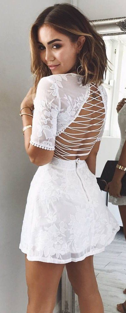 Brilliant Lace Up Clothes