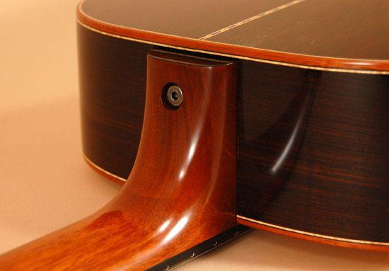 Adjustable Neck Guitars Which Luthiers Make Em The Acoustic Guitar Forum Acoustic Guitar Classic Guitar Guitar Design