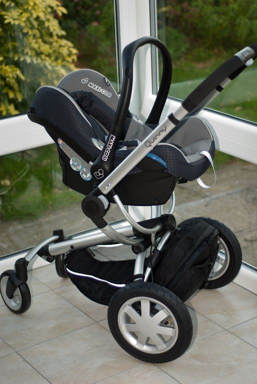 12++ Quinny buzz stroller price info
