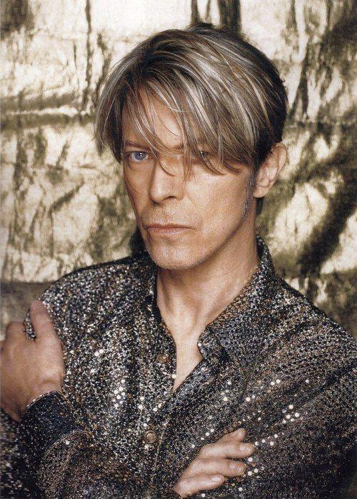 David Bowie by Frank Ockenfels, 2003   David Bowie ...