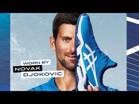 Asics Court Ff 2 Men S Global Tennis Shoe Review Novak Djokovic Tennis Shoe Youtube In 2020 Tennis Clothes Shoe Reviews Novak Djokovic