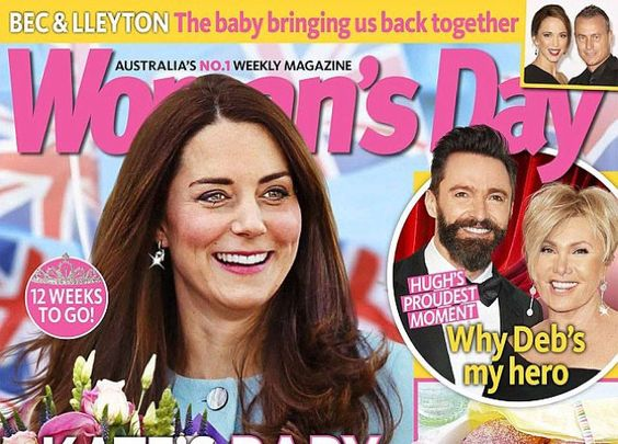 Kate Middleton, is that you? Magazine digitally alters duchess for cover picture