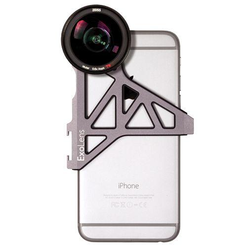 ExoLens Weitwinkelobjektiv-Set mit ZEISS Optik für iPhone 6/6s - ExoLens®