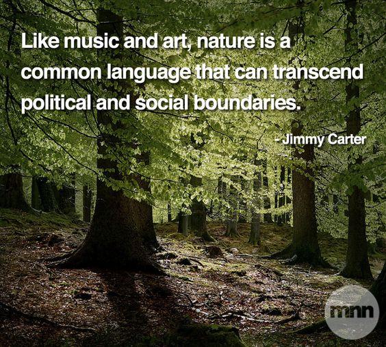 #jimmycarter #naturequotes