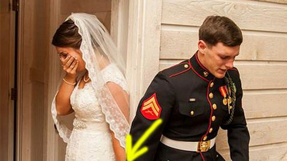 "Their Wedding Photo Went Viral, Now They Share the Story Behind ""The Prayer"""