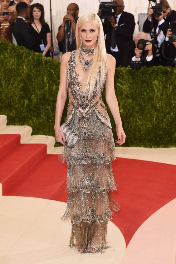 The Metropolitan Museum of Art's COSTUME INSTITUTE Benefit Celebrating the Opening of Manus x Machina: Fashion in an Age of Technology, Arrivals, The Metropolitan Museum of Art, NYC, New York, America - 02 May 2016