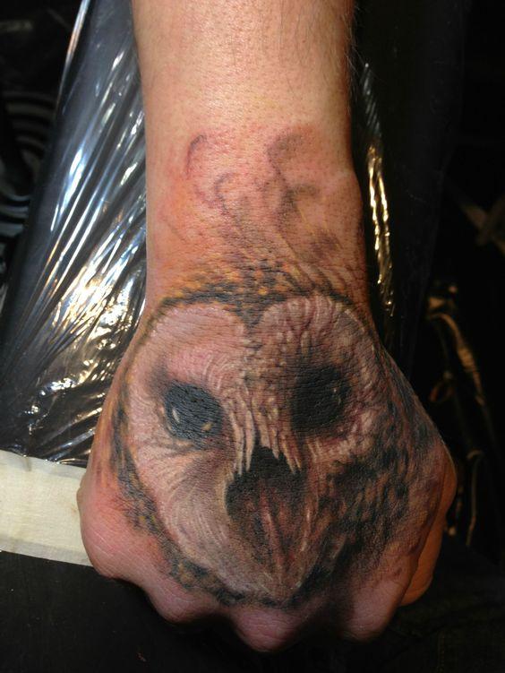 barn owl tattoo - Cerca con Google