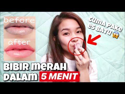 Cara Cepat Memerahkan Bibir Yang Hitam Secara Alami Youtube Bibir Perawatan Kulit Produk Perawatan Kulit