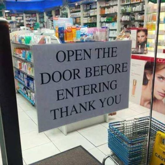 33 HILARIOUS SIGNS AND MISTAKES THAT WILL MAKE YOU DO A DOUBLE TAKE