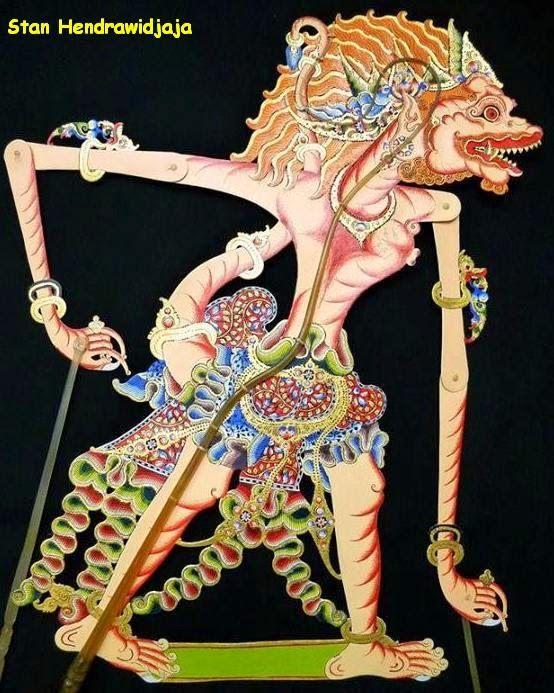 Album Wayang Indonesia Anggeni Gaya Surakarta Shadow Puppets Culture Of Indonesia Art
