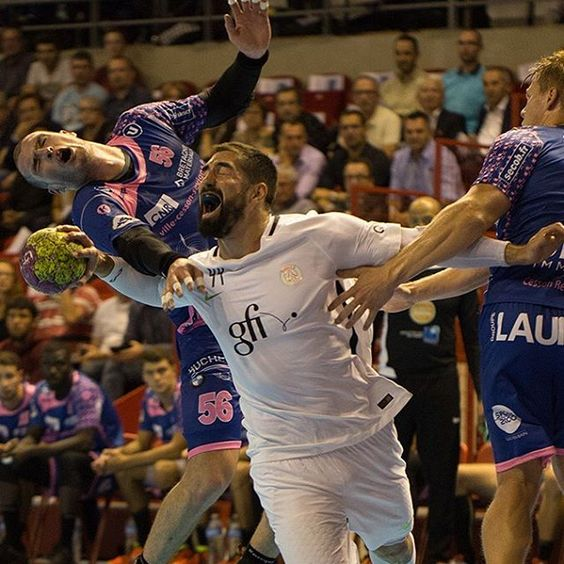 1st @lidlstarligue game and 1st victory. Let's do the same in @ehfcl against @thwhandball #handball #cesson #rennes #antares #sport #psg #psghand #lidlstarligue #paris #ehfcl #championsleague #victory