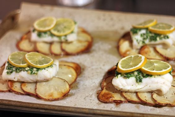New Potatoes With Lemon Butter And Fresh Herbs Recipe — Dishmaps