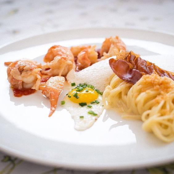 Spaghetti Carbonara but different!