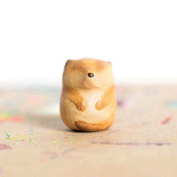 Le Meerkat Fat-Fat Totem