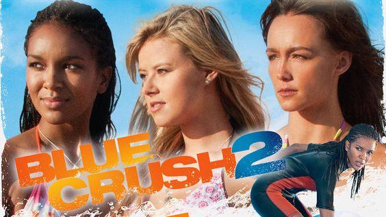 "Schau dir mal ""Blue Crush 2"" auf Netflix an."