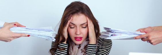 Zum #Haare raufen - Was Stress und Sorgen mit #Haarausfall zu tun haben