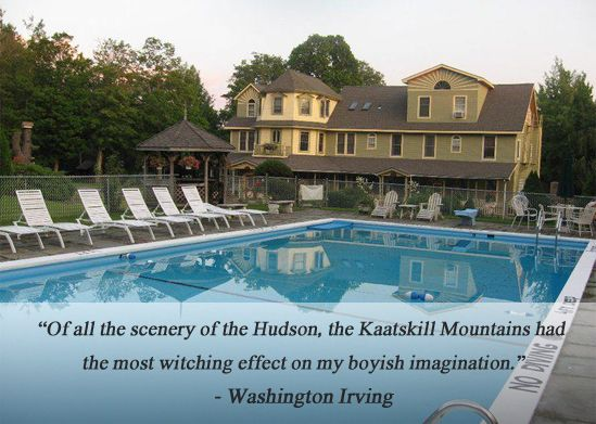 The Washington Irving Inn B Tannersville Ny 50 Minutes Away From Venue Upstate Hotels And Bs Pinterest Catskill Mountains Hunter