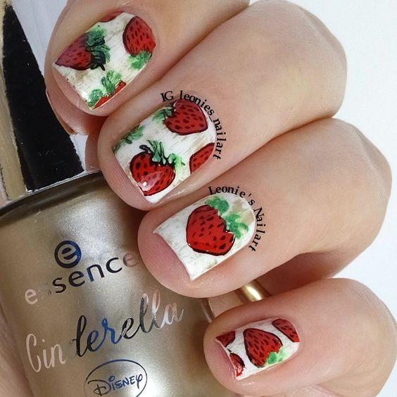 Fruit - Leonie's Nailart