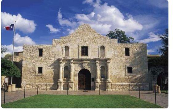 The Alamo, San Antonio Texas