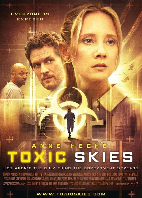 TOXIC SKIES - A Geoengineering/Chemtrails Feature Film: