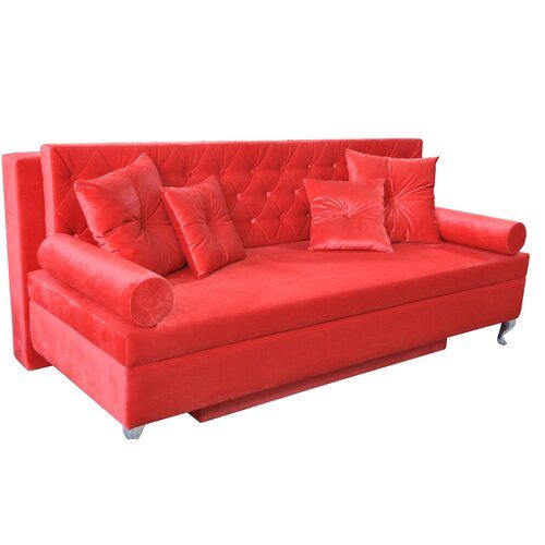 Glamour 3 Seater Sofa Bed Hy Barok