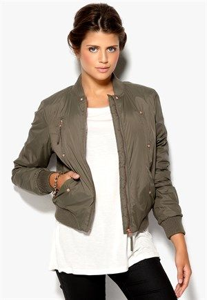 Only Bomber Jacket   Outdoor Jacket