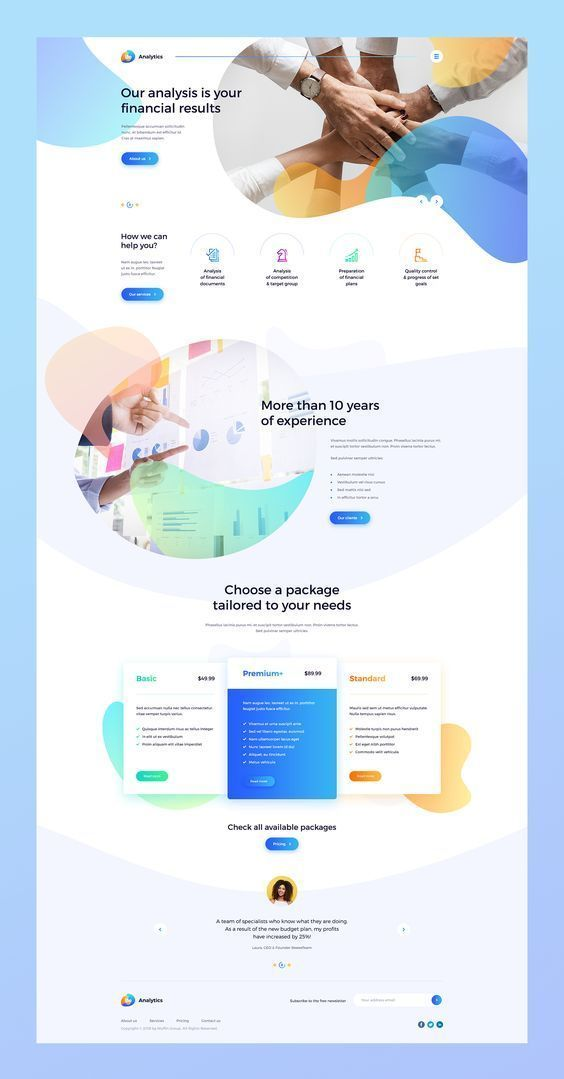 The 20 Best Website Design Ideas For The Perfect Design Of The Layout Or Design Ideas Layout Perfect Web Design Websites Web Design Web Layout Design