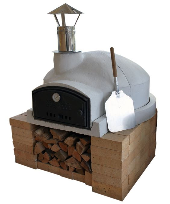 how to cook bread in a pizza oven