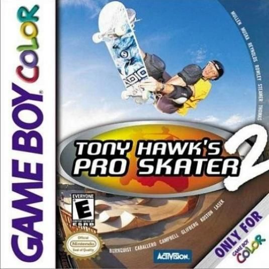 Tony Hawk S Pro Skater 2 Tony Hawk Pro Skaters Working Games