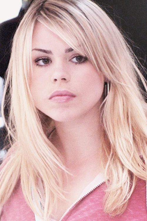 Rose Tyler~ Ella E can you do her with light blue eyes and brown hair? Anytime, i know you have a lot of requests.