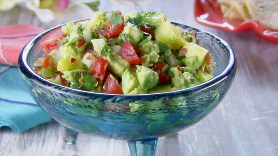 Get this all-star, easy-to-follow Avocado Salsa recipe from Trisha Yearwood