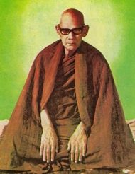 BIOGRAPHIE DE MAHASI SAYADAW version courte
