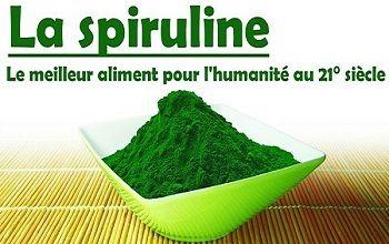 Les bienfaits de la spiruline: 9 vertus d'une algue bleue miraculeuse !