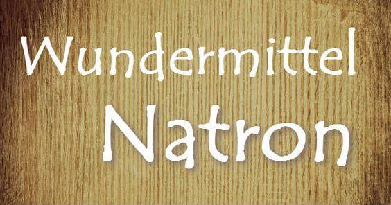 Natron ist sehr vielseitig: als Reiniger, in der Küche beim Backen und Kochen, als Mittel gegen Sodbrennen, gegen Gerüche. Die wichtigsten Anwendungen hier!