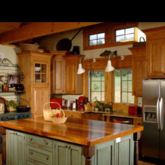Rustic Kitchen Design English Kitchens And Rustic Kitchens On