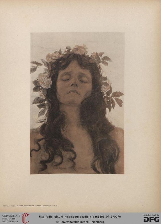 Pan, German art magazine, Volumn 2, 1896-97.