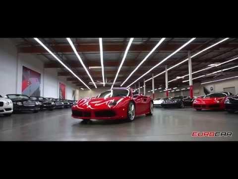 Eurocar In Orange County California Welcomes You To Our Ever Growing Luxury Inventory Of Lamborghini Ferrari Bentley Maserati Ferrari 488 488 Gtb Ferrari