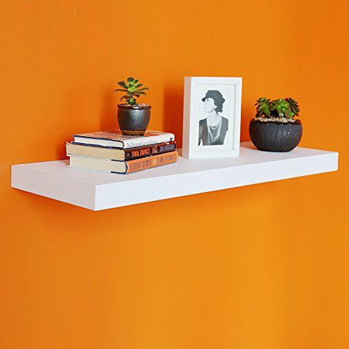 Welland 12 Depth White Floating Shelves Floating Shelf Https Www Amazon Com Dp B072v6fxyx Floating Shelves White Floating Shelves Floating Wall Shelves