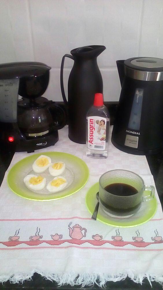 Café da Manhã, Estela Toneris Alessio.
