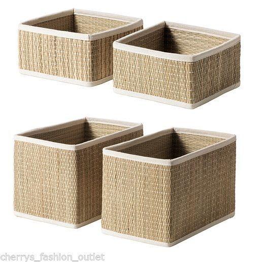 Bathroom Storage Baskets Ikea