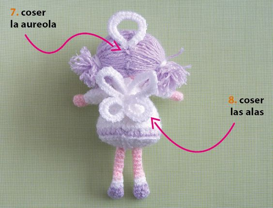 Angeli Amigurumi Tutorial : Pinterest The world s catalog of ideas