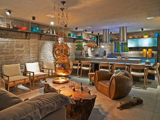 Dourado é tendência na decoração de interiores – saiba como usar! - Decor Salteado - Blog de Decoração e Arquitetura