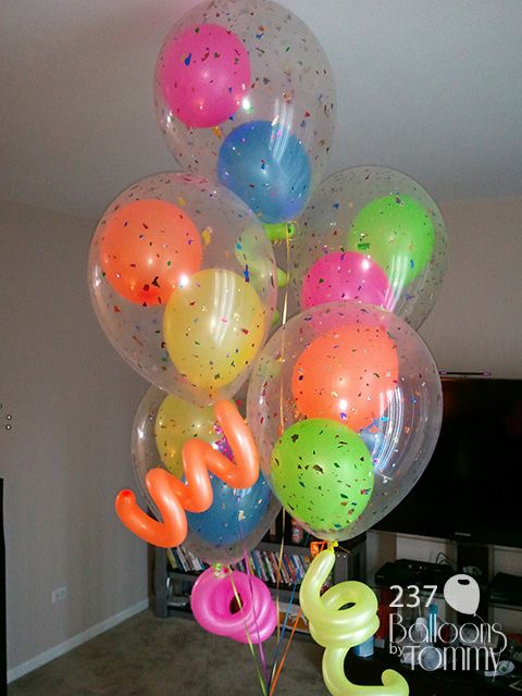 Balloons by tommy photo gallery bouquets balloon - Decoracion con biombos ...