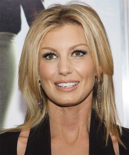 layered hair styles faith hill faith hill hairstyle formal medium 2485