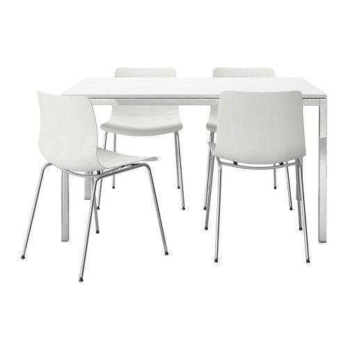 torsbyerland table and 4 chairs ikea chairs ikea ikea white