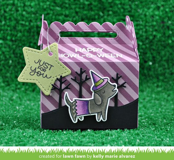 Lawn Fawn Scalloped Treat Box에 대한 이미지 검색결과